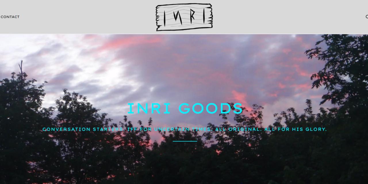 Sponsor Highlight: INRI Goods