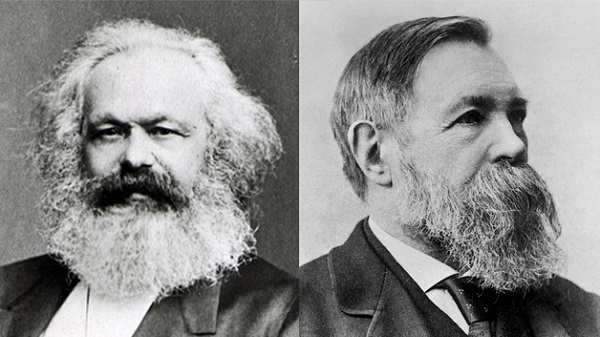 The Complete Marx/Engels Works For Free