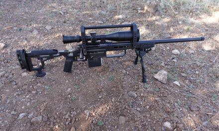 D&L Precision's MR-30PG Precision Rifle in 6.5 Creedmoor