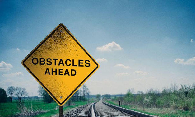 Matthew 19:16-22: Obstacles, by CountrySlicker
