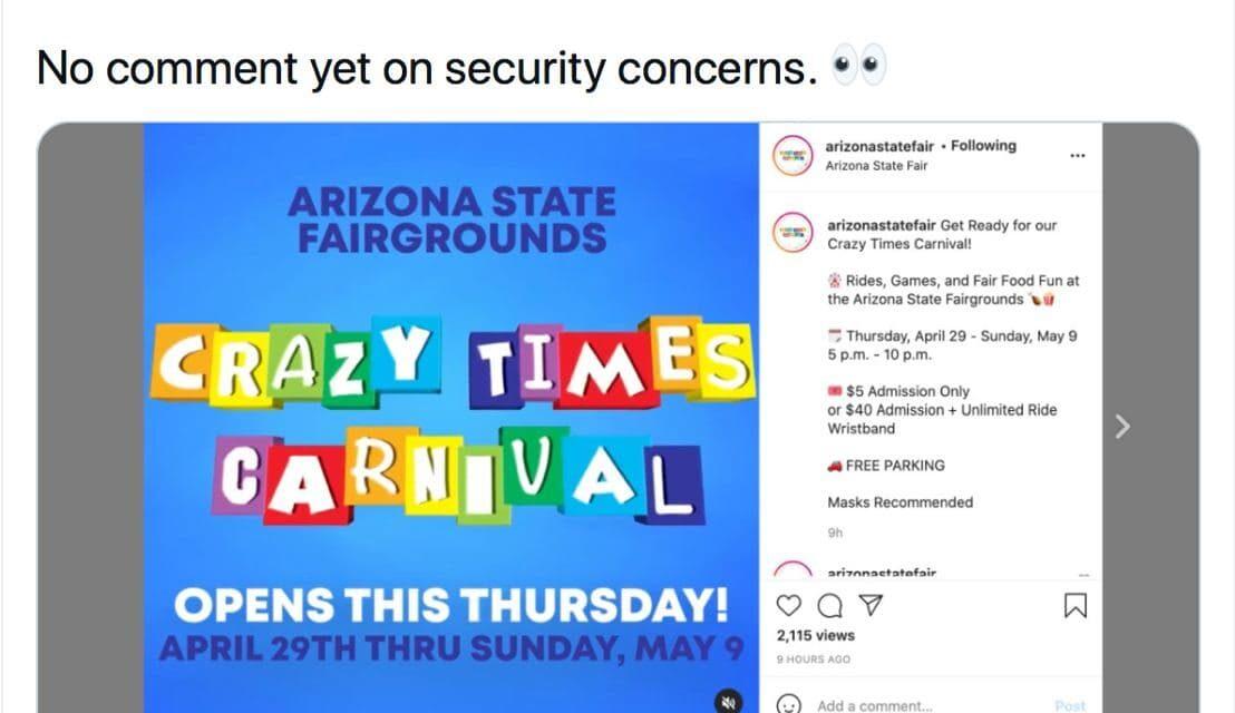 Reader Alert: AZ Recount Development – All Eyes on this Development