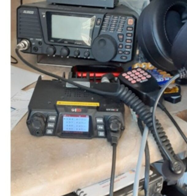 Why I switched to Baofeng tech mobiles vs Kenwoods as primary rigs, by RF