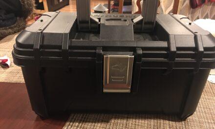Patriotman's RTO Box #1 – Connectors Galore