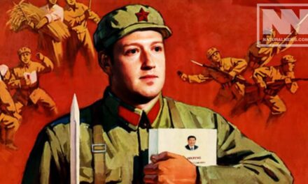 """Facebook caught funding CCP-linked """"Marxist Journalism"""" programs to brainwash users with left-wing propaganda"""