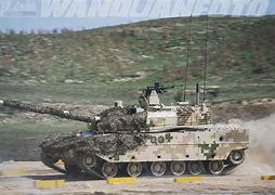 Latest Chinese Tank – ZTQ-15 Light Tank