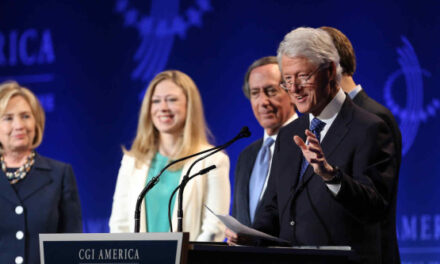 Chelsea Clinton calls for coordinated global war against vaccine skeptics