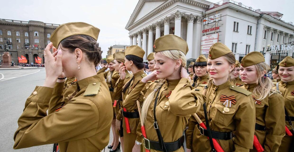 Russian Victory Day Parade: Full Video HD (70 Minutes)