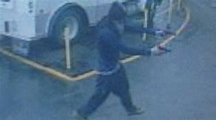 Armored car attack video from South Africa