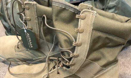 Altama Pro-X boots