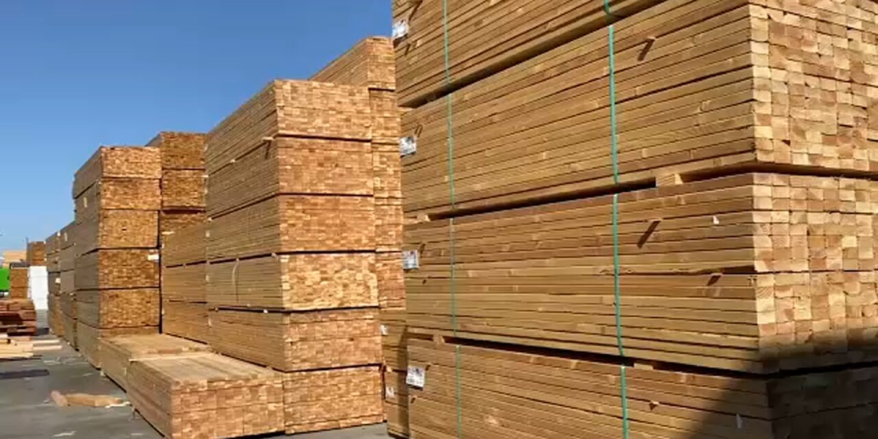 Lumber Prices Explained (11 Minutes)