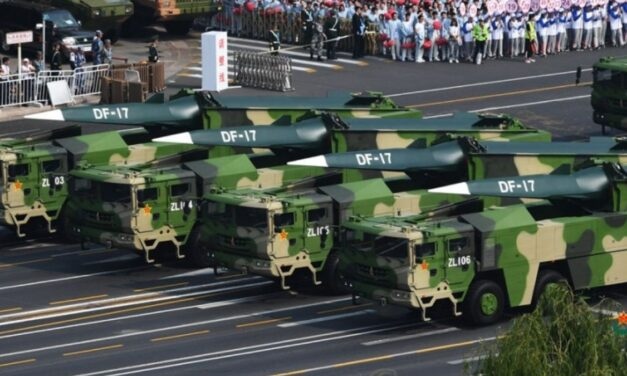 Missile Defense Agency might have the Answer to Chinese Hypersonic Missiles