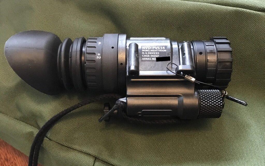 Badlands Fieldcraft: Gear Review: Photonis Echo PVS-14