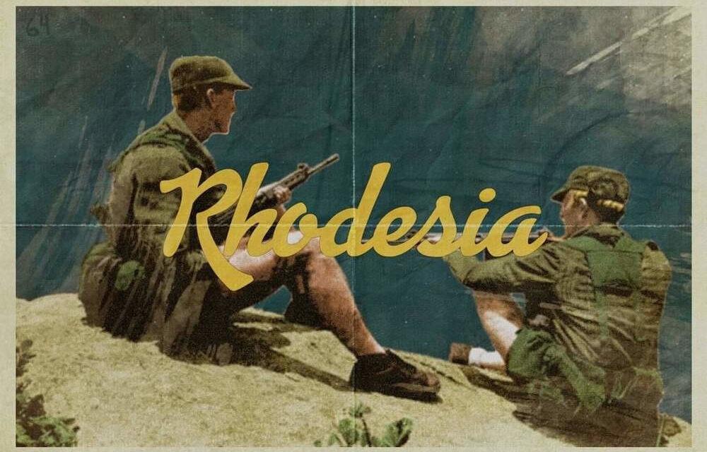 Jack Lawson Sends: On Rhodesia