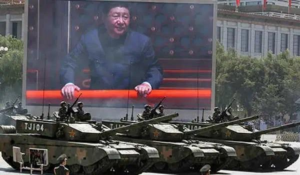 The Conservative Mind: China: The Rise of a Modern Fascist Super State