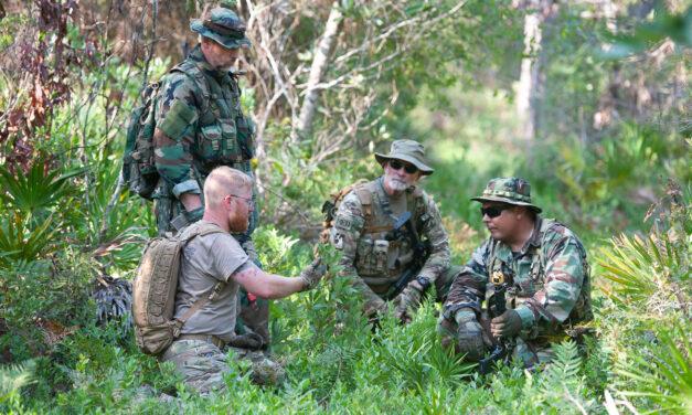 Alert Plan Training Systems – Rural Defensive Patrolling