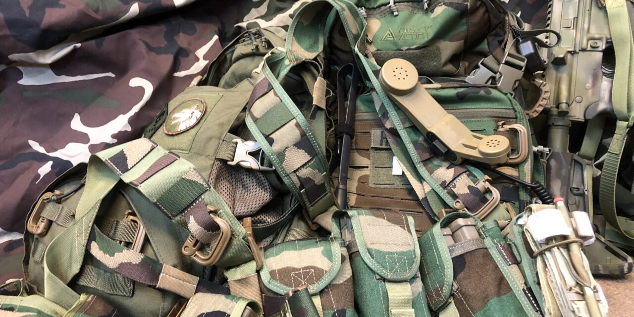 Armed Prepared Citizen Load-out series