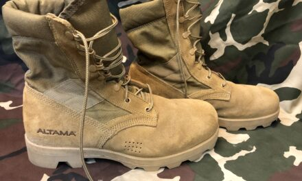 Altama Pro-X Jungle boots – final thoughts.