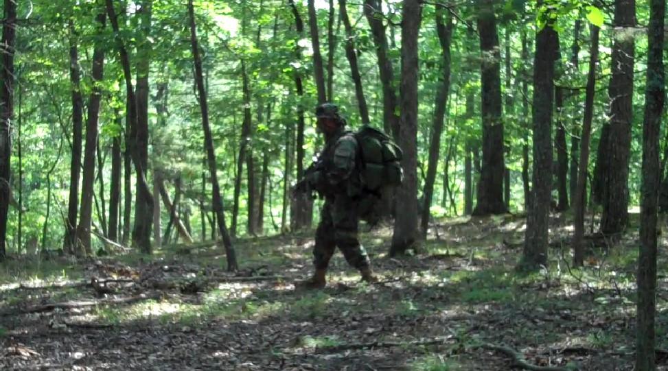 Scenario Video: A Survivalist's Journey In WROL, Part 1/A- Movement