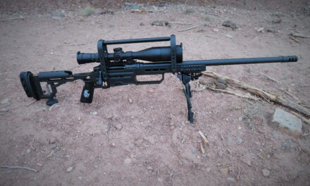 Dave Lauck Sends: Black King Rifle in 6.5CM