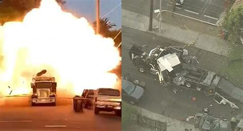 L.A. Controlled Detonation: Suspiciously more powerful than anticipated…