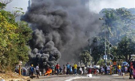 Riots in South Africa an Overview, by Mac