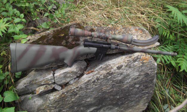A Practical Survival Rifle Upgrade