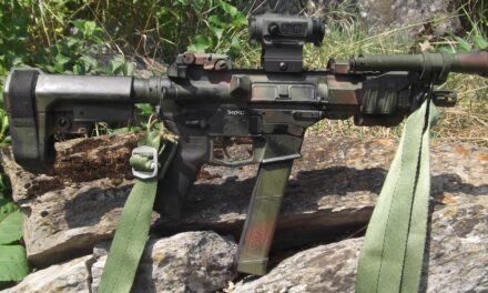 Firearm Review: The CMMG Banshee M300 in 45 Auto