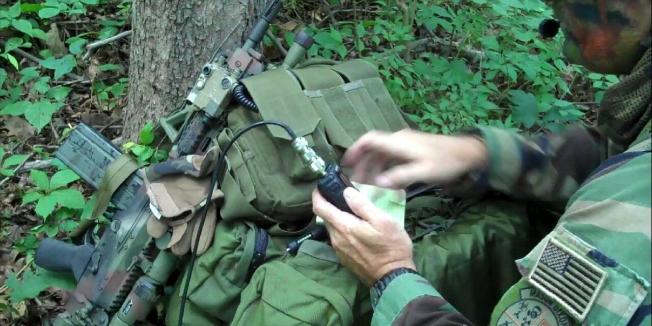 Scenario Video: A Survivalist's Journey In WROL Part 1/D-Making Radio Contact