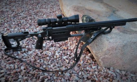 Dave Lauck Sends: D&L MR30 Compact Magnum Rifle in 338LM