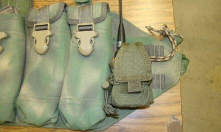 Improving the Type 81 Chest Rig Part II