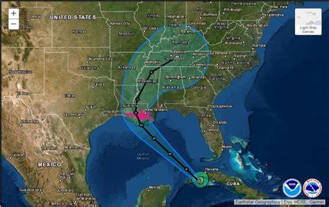 Hurricane Ida Watch Net Now Active