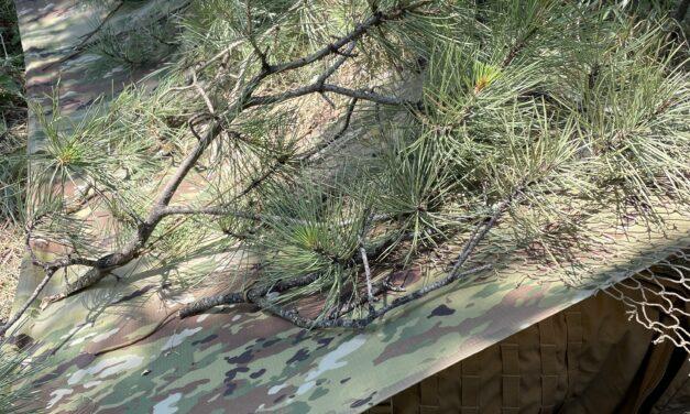Badlands Fieldcraft: Training Hike – Hide site and Dakota fire pit