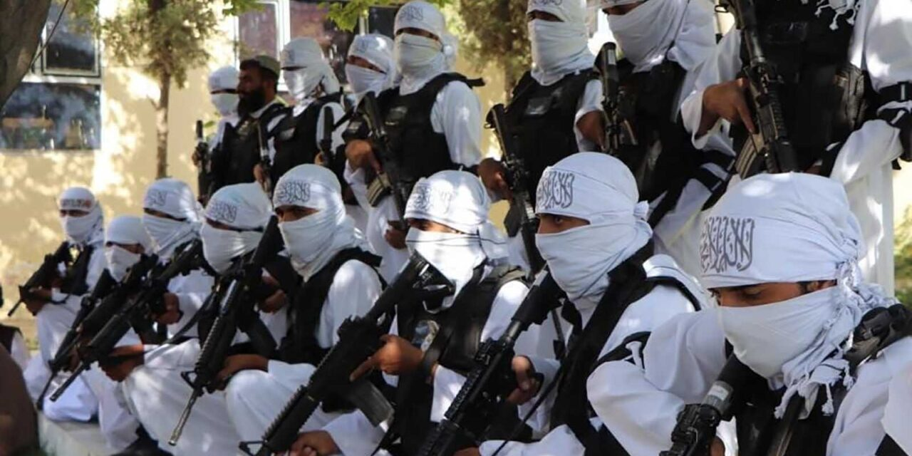 Taliban Hosts Independence Day in Qalat, Afghanistan: August 19th, 2021