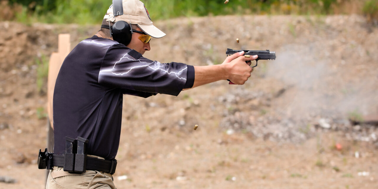 How to Use Shooting Competitions for Training
