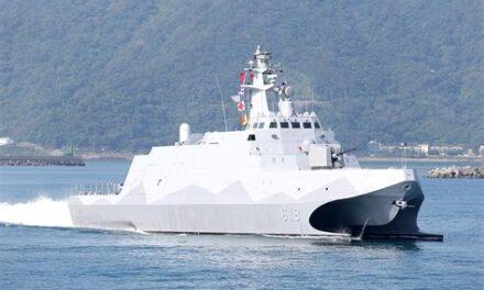 Taiwan Builds a Carrier Killing Corvette