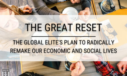 Ammo.com: The Great Reset – The Global Elite's Plan to Radically Remake Our Economic and Social Lives