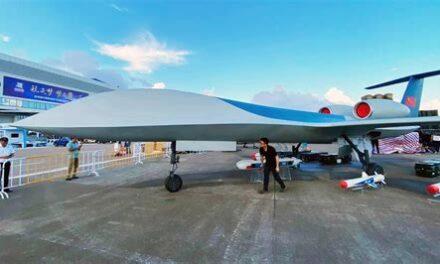 China's New Long Range Drone CH-6