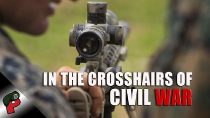 In the Crosshairs of the Civil War | Live From The Lair