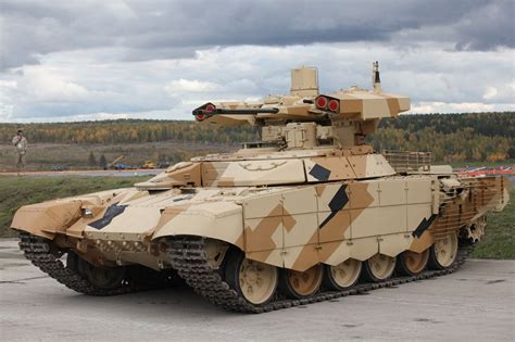 BMP-Terminator: Designed after the lessons of the Chechen War