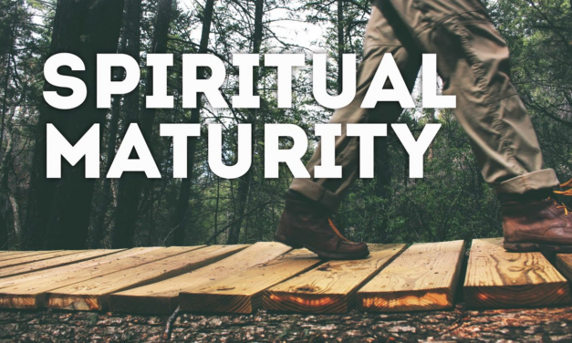 """Spiritual Maturity"": 1 Corinthians 3:1-4, by CountrySlicker"