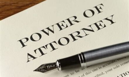 The Power of Attorney- Why You need One, by American Yeoman